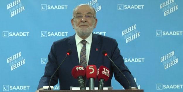 Karamollaoğlu'ndan tepki çeken 'Osman Kavala' açıklaması: Akıl alır gibi değil