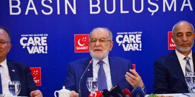 Karamollaoğlu'ndan 'Yeniden Refah Partisi' yorumu
