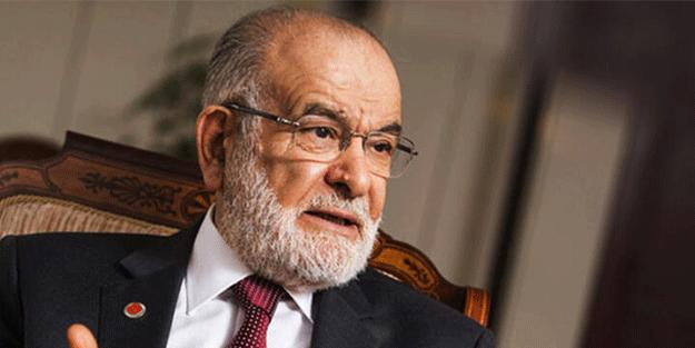 Karamollaoğlu'na AİHM'in Demirtaş kararı soruldu: Tam 3 dakikada kendisi ile çelişti