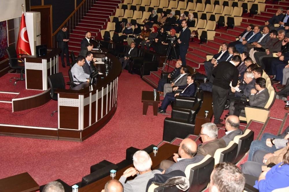 Karatay'da Kent Konseyi 2020 yılı Genel Kurul Toplantısı