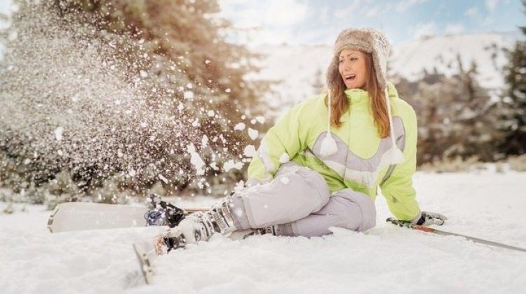 Karda yürürken dişinizden olmayın!