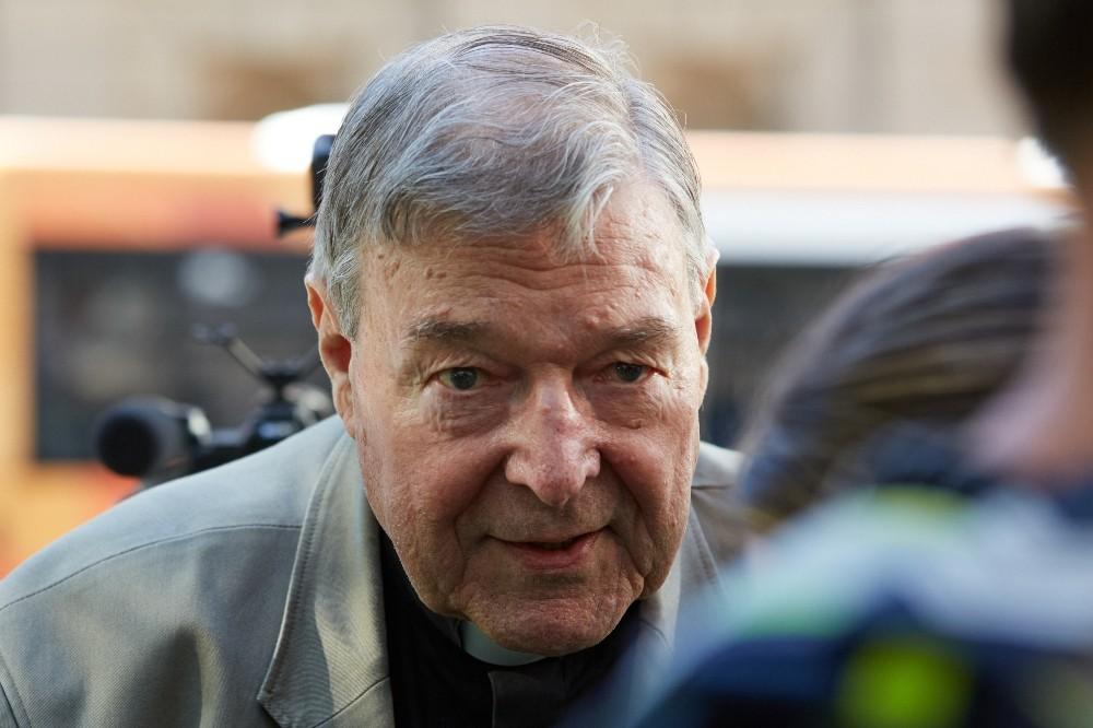 Kardinal Pell'e cinsel taciz davası açıldı