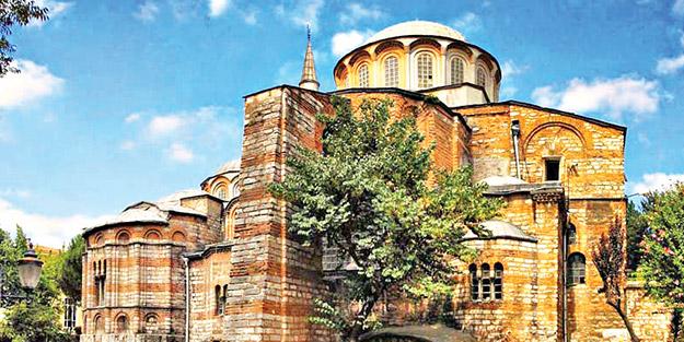 Kariye Camii için ümmet ayakta