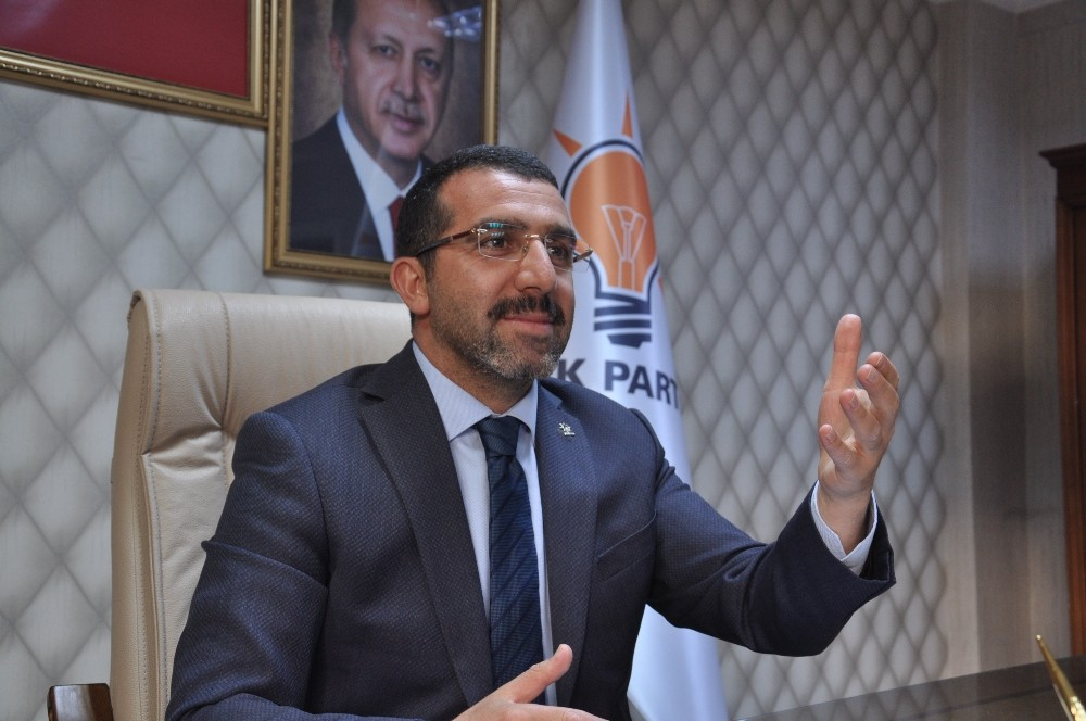 Kars AK Parti'den HDP'li Bilgen'e tepki