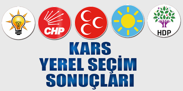 Kars yerel seçim sonuçları 2019   Kars ilçeleri yerel seçim sonuçlar