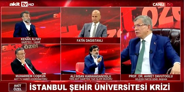 'Karşında başbakan var' hatırlatmasıyla hakaretler savuran Davutoğlu'na trollerden tam destek! Linç kampanyasına katılanların birçoğu 'Terör sevici' çıktı