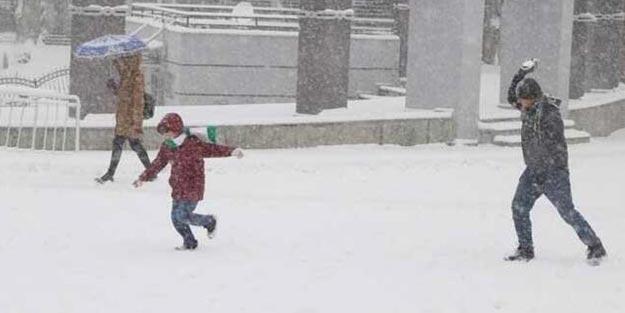 Kars'ta 12 şubat kar tatili olacak mı? Kars'ta okullar tatil mi?