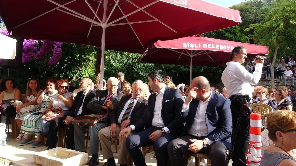 Kartal Belediye Başkanı Gökhan Yüksel Lozan Barış Antlaşması'nın 96. Yıldönümü etkinliğine katıldı