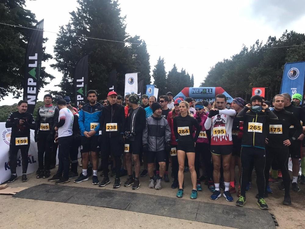 Kartal'da Aydos Patika Koşusu heyecanı başladı