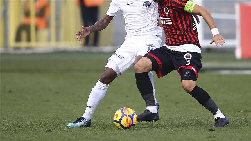 Kasımpaşa Süper Lig'de Gençlerbirliği'ni konuk edecek