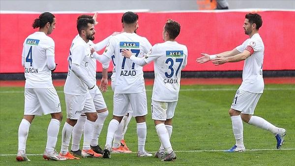 Kasımpaşa Vanspor maçı kaç kaç bitti?