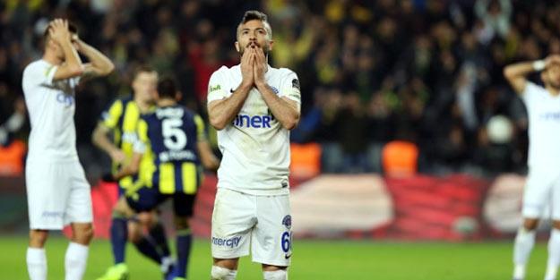 Kasımpaşa yine Fenerbahçe'yi yenemedi