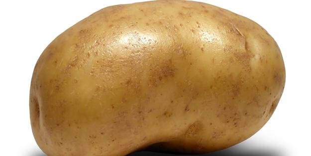 Kaşıntıya, kırışıklıklara çiğ patates