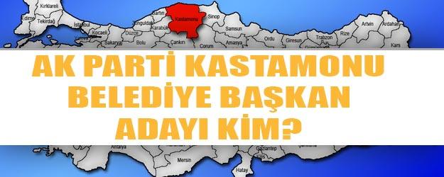 AK Parti Kastamonu ilçe belediye başkan adayları 2019 yerel seçim