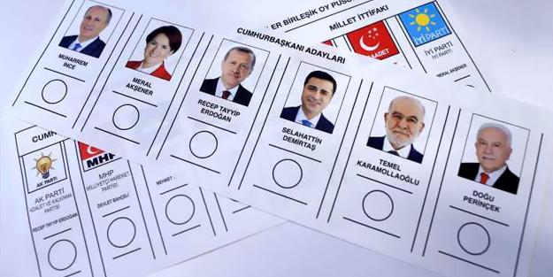 24 Haziran Kastamonu ili seçim sonuçları