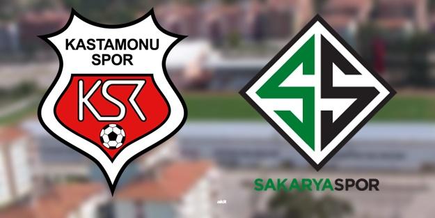 Kastamonuspor Sakaryaspor maçı ne zaman? Maç saat kaçta hangi kanalda? TFF 2. Lig 15. hafta