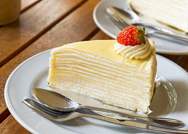 Kat kat tadıyla mest olacağınız yepyeni lezzet: Muzlu krep pasta