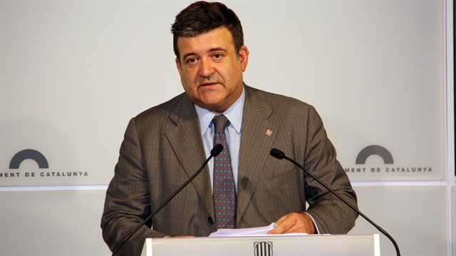 Katalan siyasetçiden 'hayır' propagandası