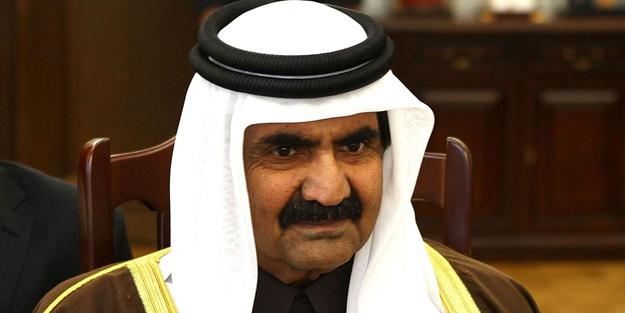 Katar Emiri'nin dedesi vefat etti