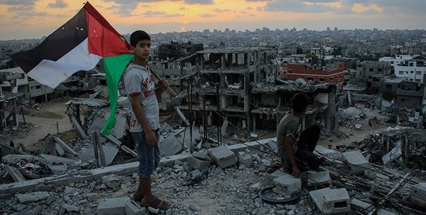 Katar: Gazze'de tek başına...