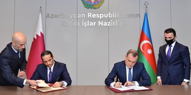 Katar ile Azerbaycan'dan vize kararı