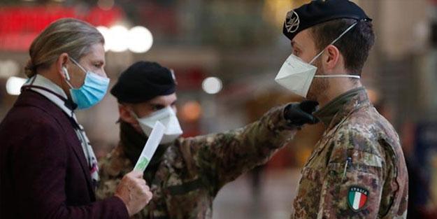 Katar, İtalya'ya 2 sahra hastanesi yolladı
