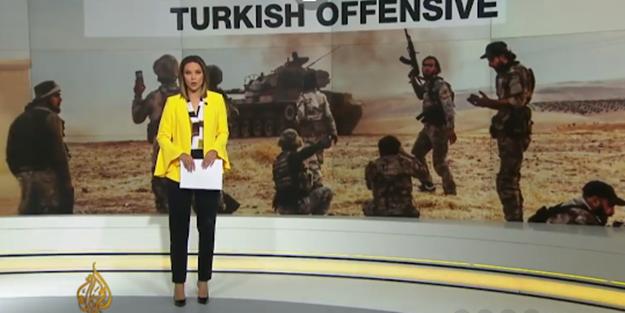 Katar sermayeli 'El Cezire İngilizce'den tetikçilik! Türkiye'yi hedef aldı