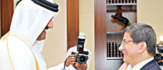 Katar Emiri: İstanbul'a hayranım