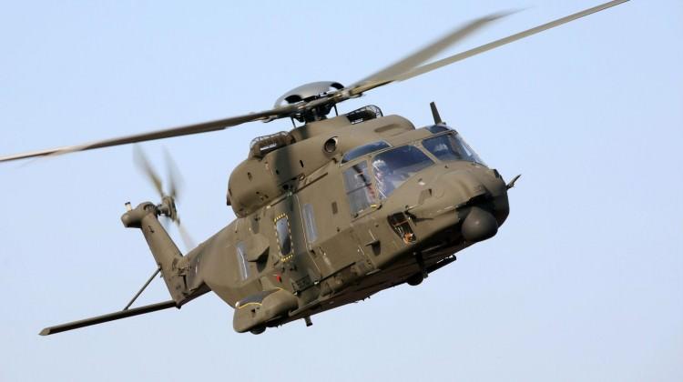 Katar'a 3,7 milyar dolarlık helikopter ticareti
