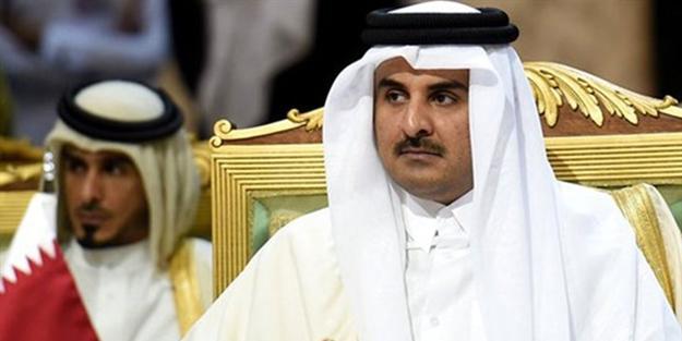 Katar'da darbe planladılar!