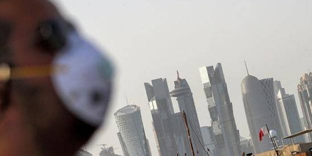 Katar'da koronavirüs vaka sayısı ile ölü sayısı arasında çarpıcı fark!