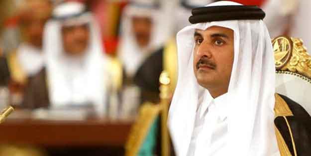 Katar'da son dakika istifası!