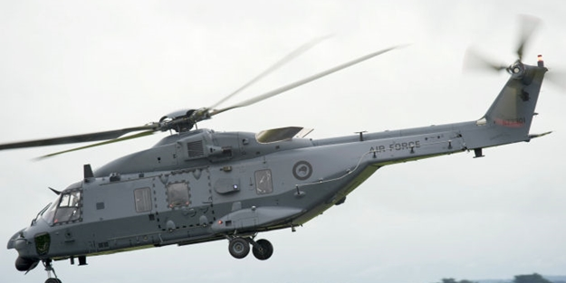 Katar'dan 3 milyar avroluk helikopter alımı!