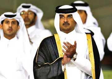 Katar'dan Araplara 'ilkeli duruş' dersi