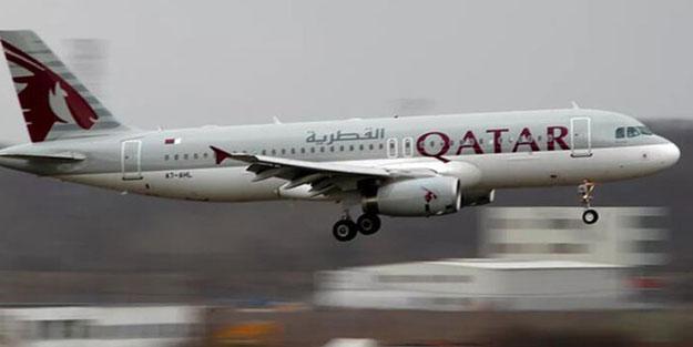 Katar'dan BAE'ye uçak seferleri başladı