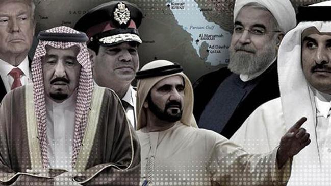 Katar'dan flaş İran kararı