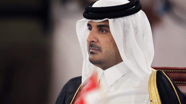 Katar'dan Suriye adımı