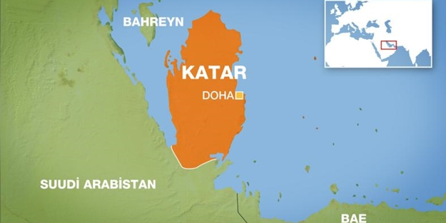 Katar'dan Suudi Arabistan ve BAE'ye darbe tepkisi