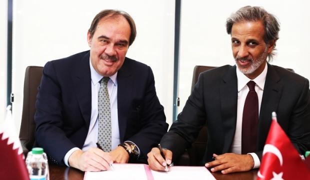Katar'la sürpriz sözleşme! İmzalar atıldı...