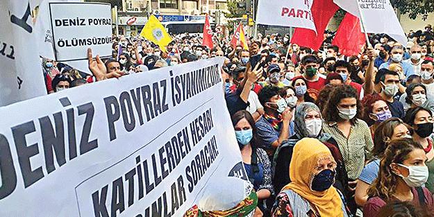 'Katil devlet' diyenler kaos peşinde