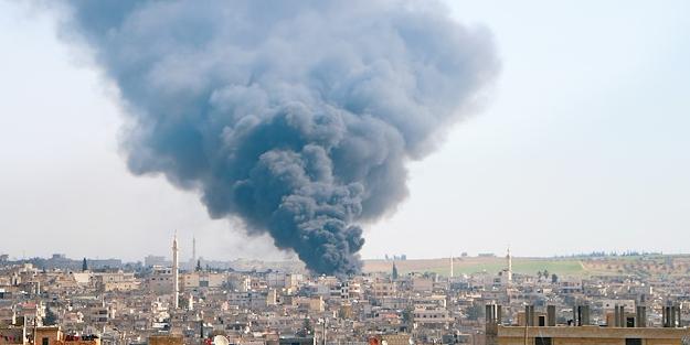 Türk askeri de orada! Esed 111 sivili katletti
