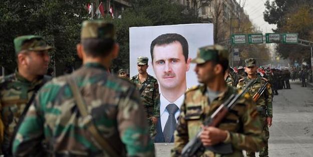 Katil Esed rejimi 7 yıl sonra bir ili daha ele geçirdi! Türk üssü de orada
