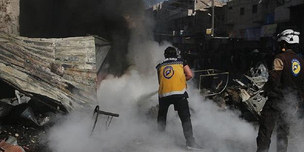 Katil Esed rejimi Bab'da sivilleri hedef aldı