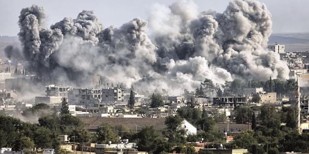 Esed rejimi İdlib'e topçu saldırısında bulundu
