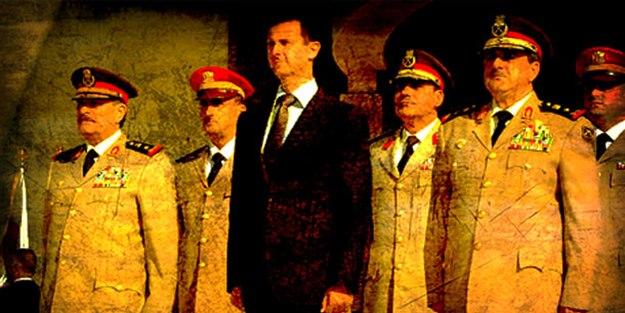 Katil Esed rejimi ile PKK arasında savaş sinyali