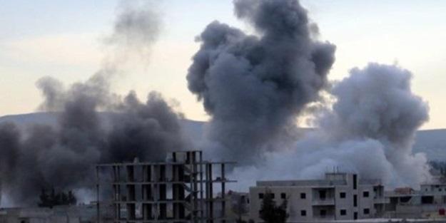 Katil Esed rejiminden İdlib'de bir katliam daha