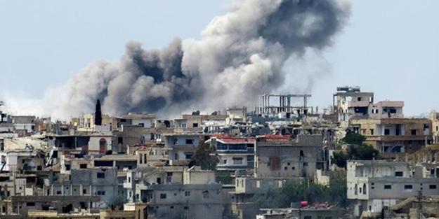 Katil Esed rejiminden saldırı: Ölü ve yaralılar var