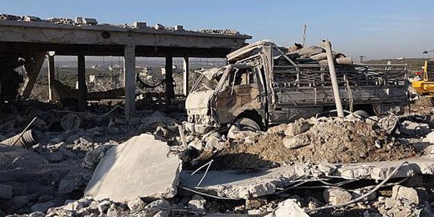 Katil Esed rejiminden Türkiye'ye küstah suçlama