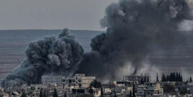 Katil Esed yine İdlib'i vurdu