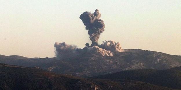 Esed rejiminden Afrin'de skandal PKK hamlesi!